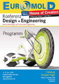 Euromold design + engineering forum 2009 als PDF-Download
